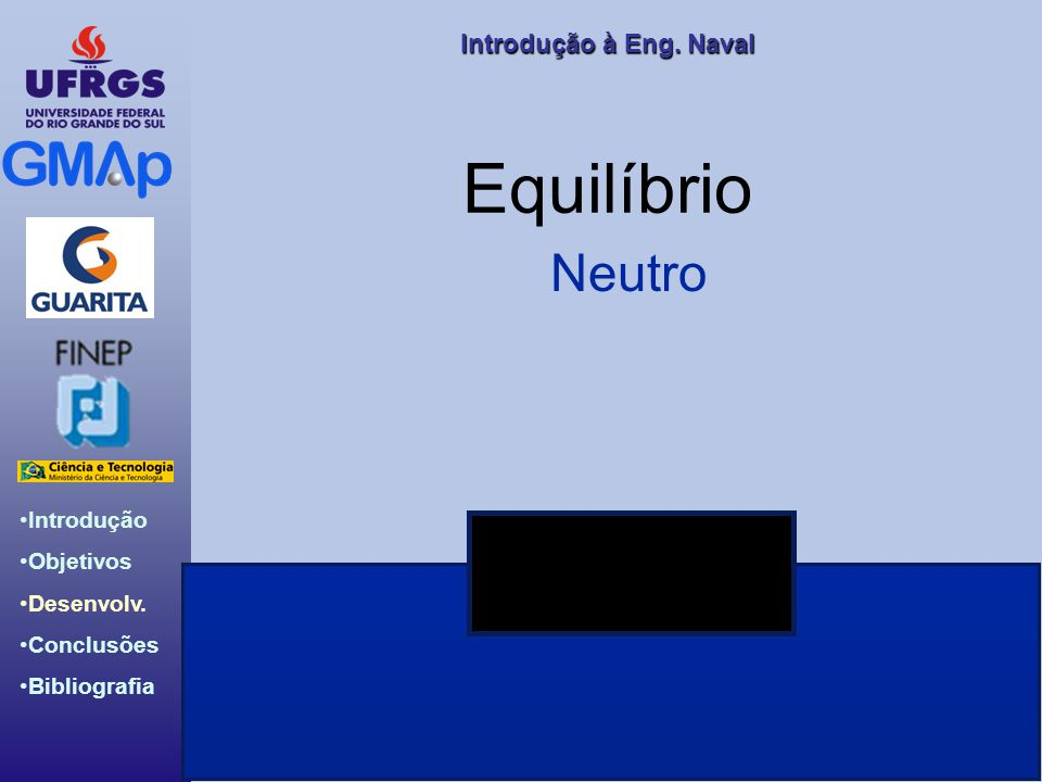 Equilíbrio Neutro Does not occur often