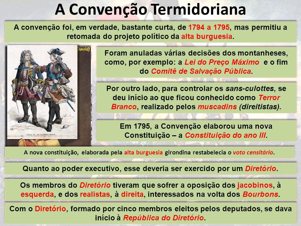 A Convenção Termidoriana