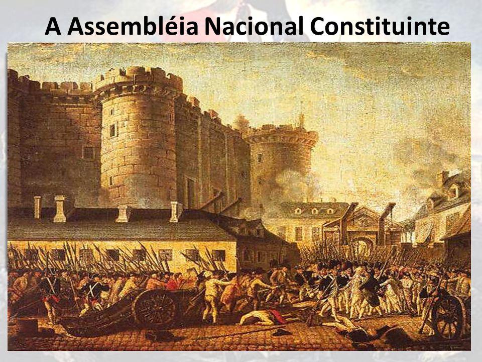 A Assembléia Nacional Constituinte