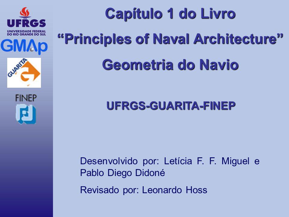 UFRGS-GUARITA-FINEP Desenvolvido por: Letícia F. F.