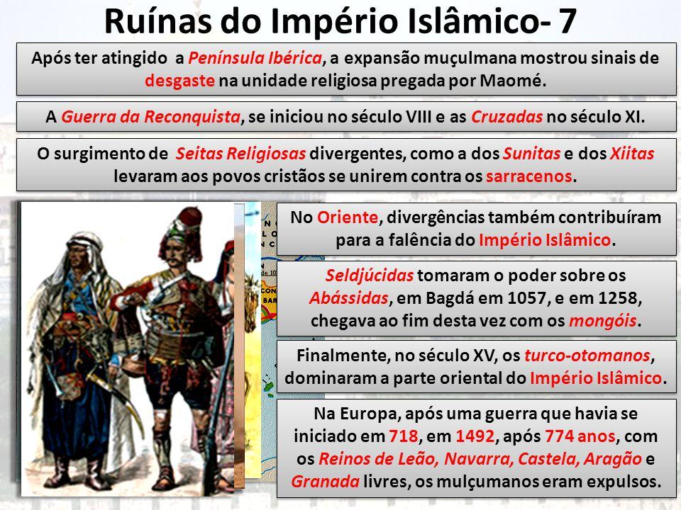 Ruínas do Império Islâmico- 7