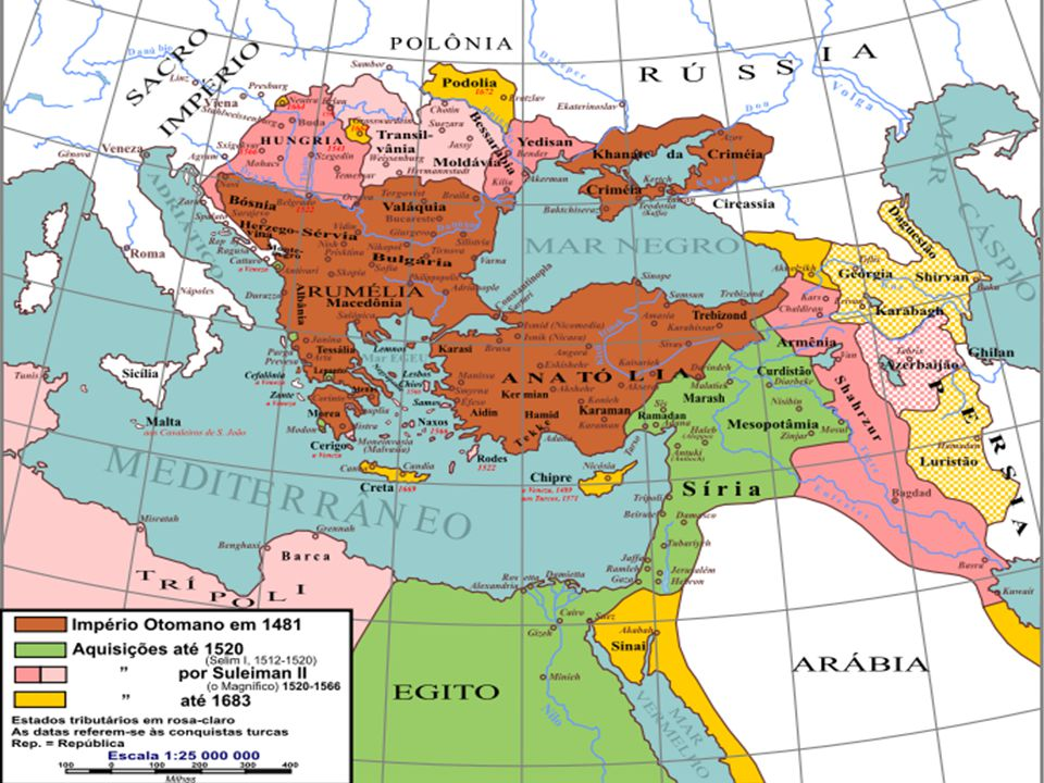 O Grande Cisma do Oriente 4