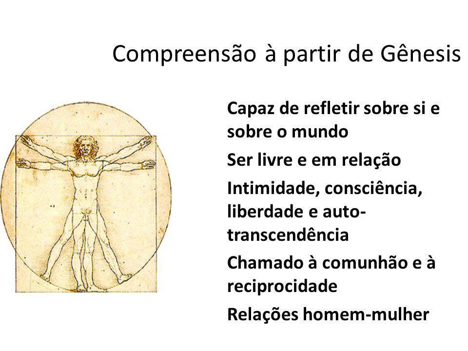 Compreensão à partir de Gênesis