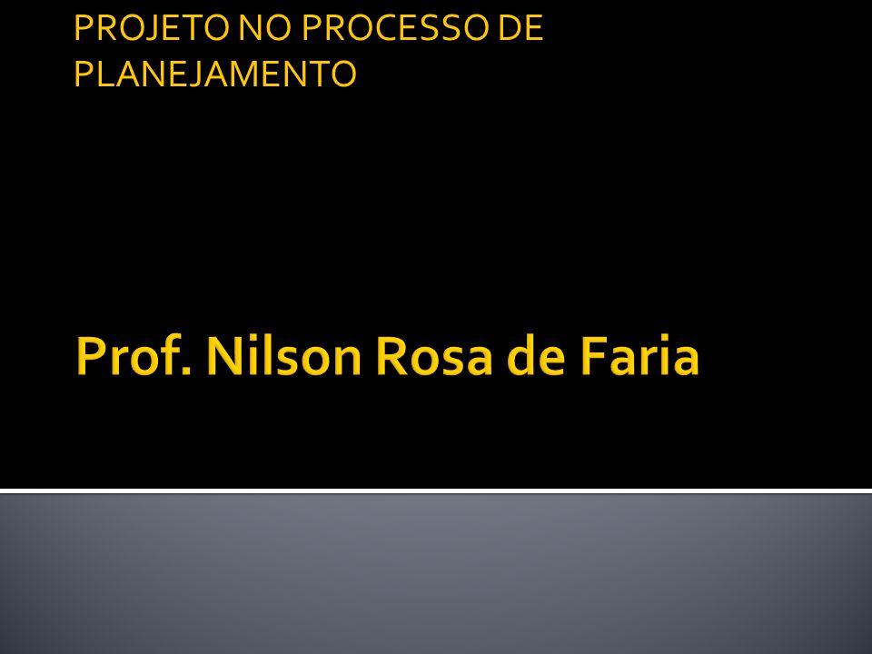 Prof. Nilson Rosa de Faria