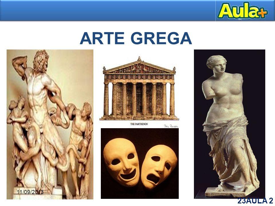 ARTE GREGA 11/09/2013 www.nilson.pro.br