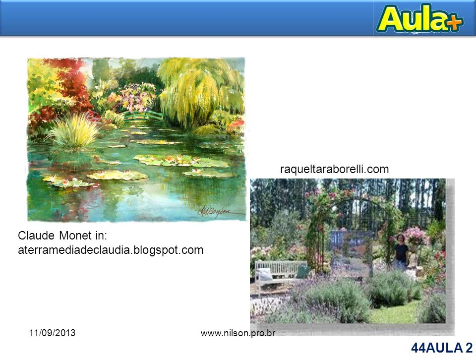 raqueltaraborelli.com Claude Monet in:
