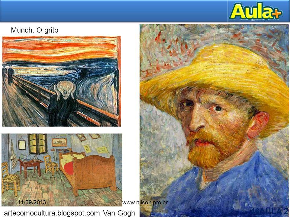 artecomocultura.blogspot.com Van Gogh