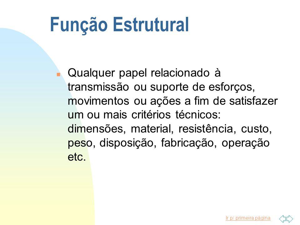 Função Estrutural