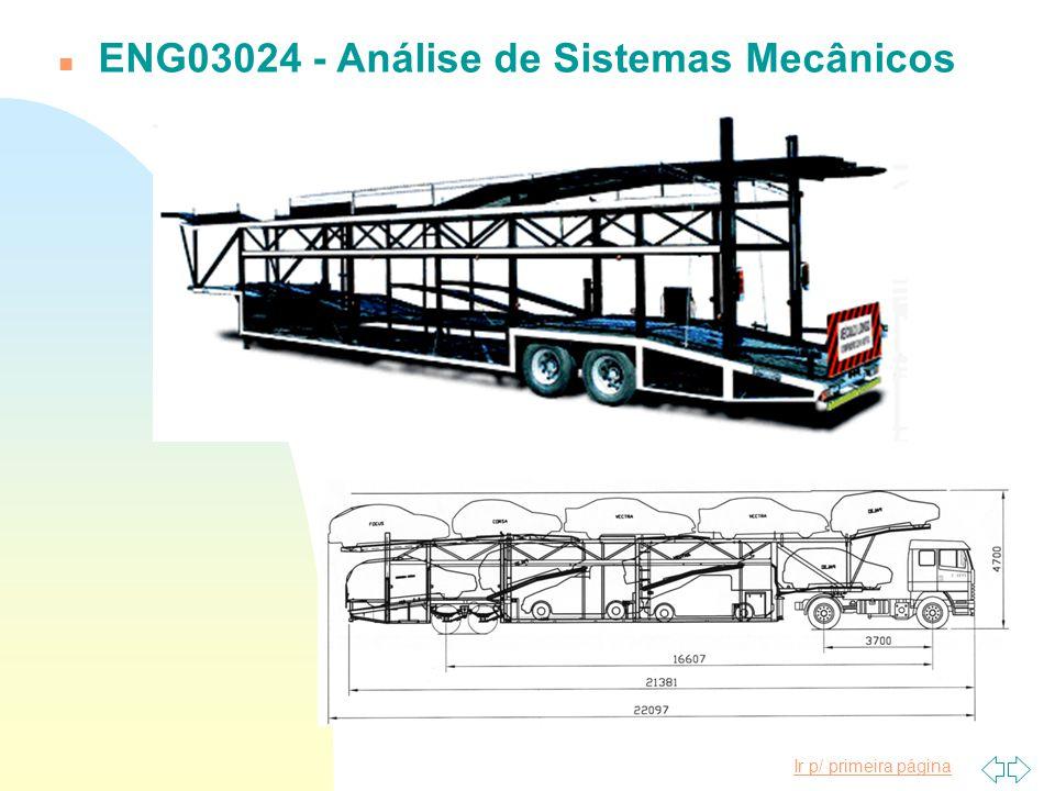 ENG03024 - Análise de Sistemas Mecânicos