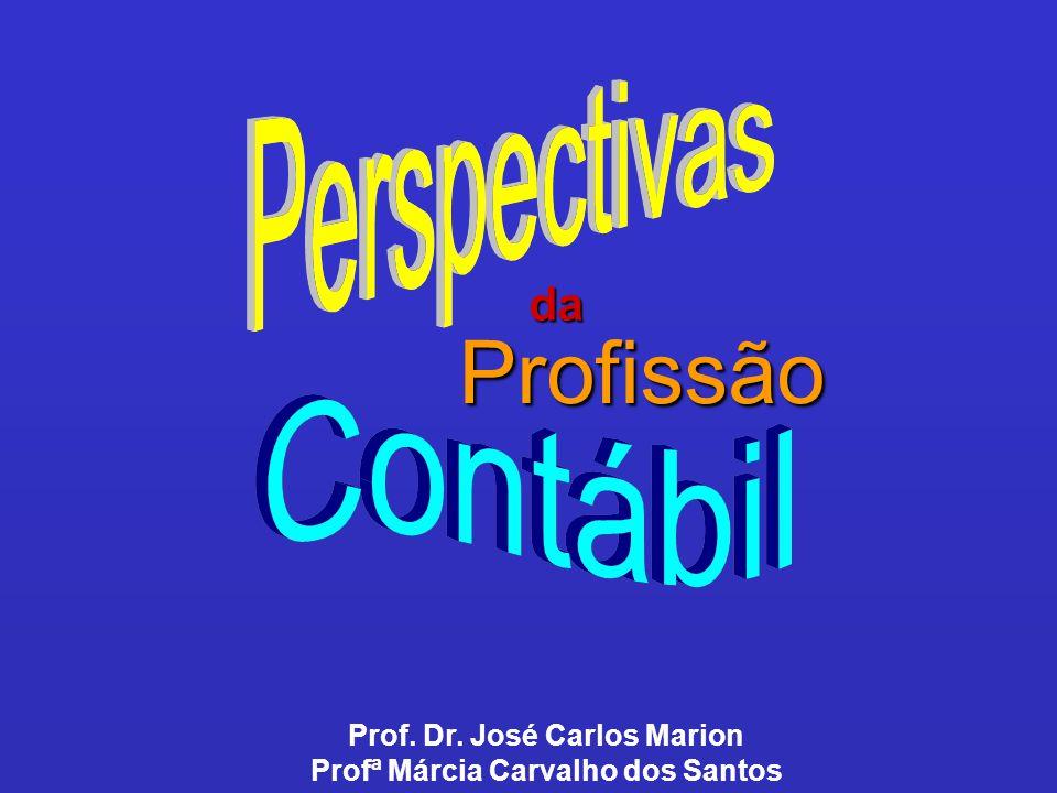 Prof. Dr. José Carlos Marion Profª Márcia Carvalho dos Santos