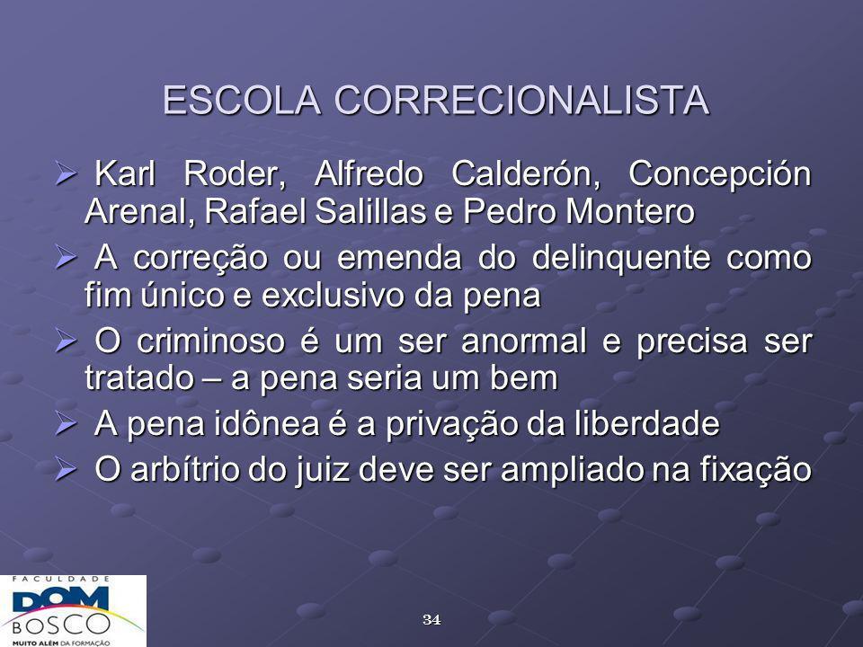 ESCOLA CORRECIONALISTA
