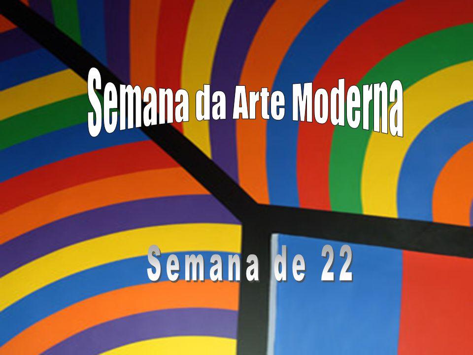 Semana da Arte Moderna Semana de 22