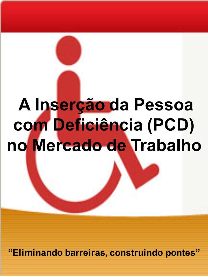 A Inserção da Pessoa com Deficiência (PCD) no Mercado de Trabalho