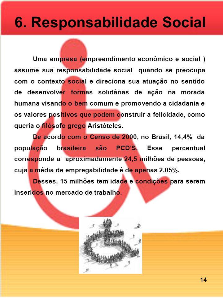6. Responsabilidade Social