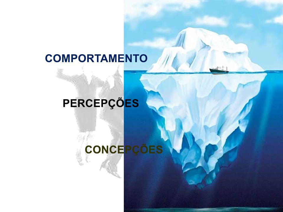 COMPORTAMENTO PERCEPÇÕES CONCEPÇÕES