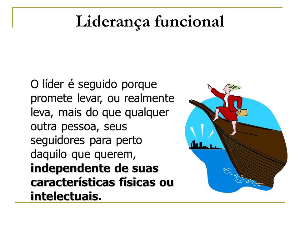 Liderança funcional