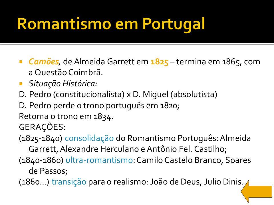Romantismo em Portugal