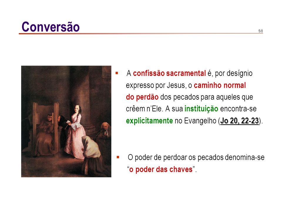 Conversão Desde meados do século II consta (Pastor