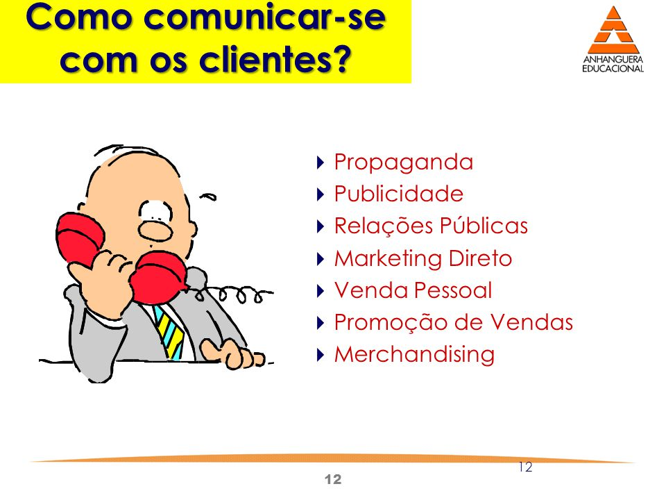 Como comunicar-se com os clientes