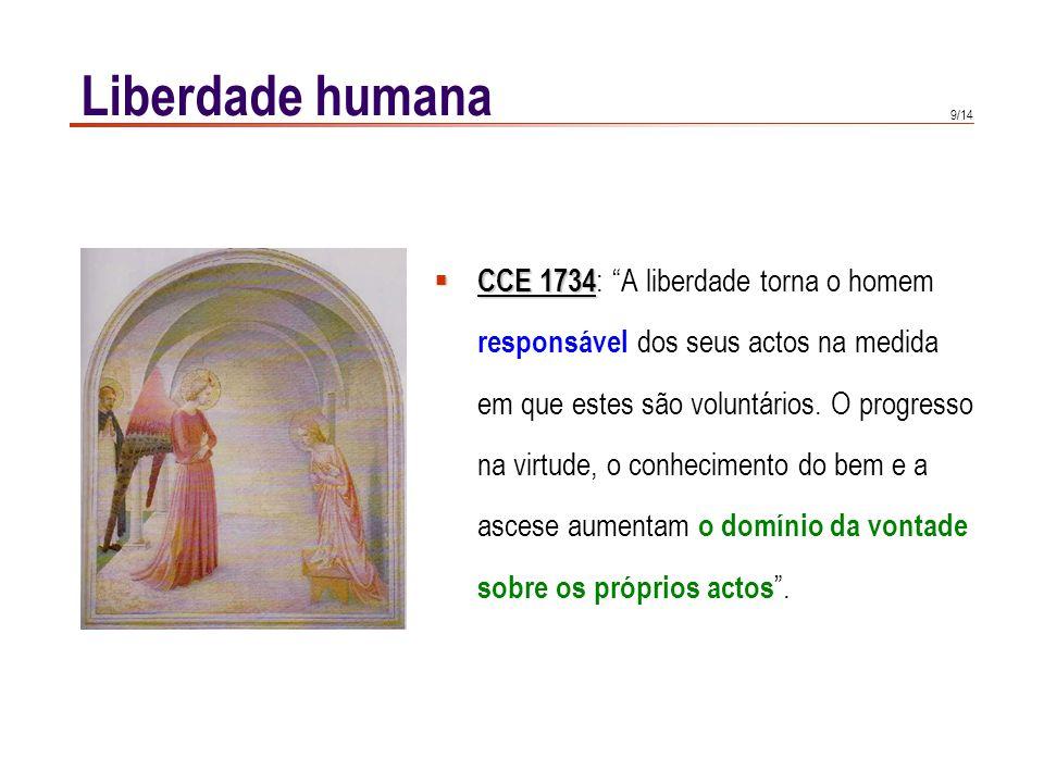 Liberdade humana Liberdade e graça, 1