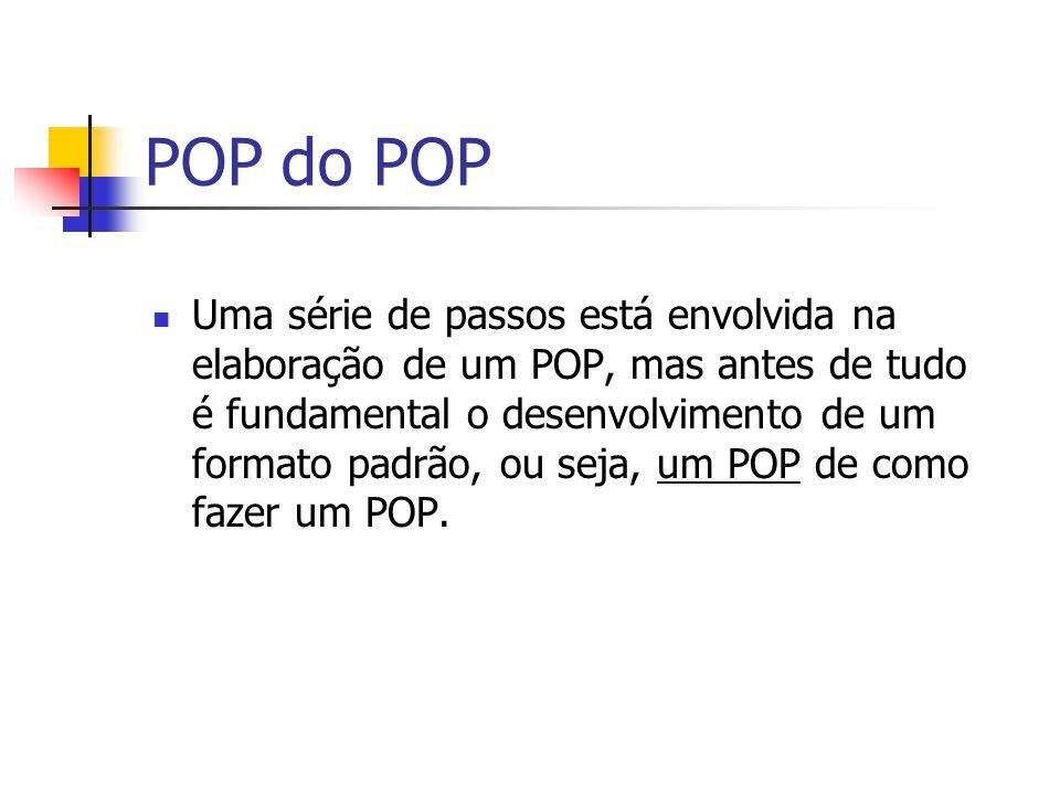 POP do POP