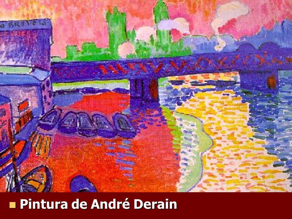 Pintura de André Derain