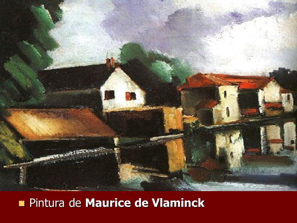 Pintura de Maurice de Vlaminck