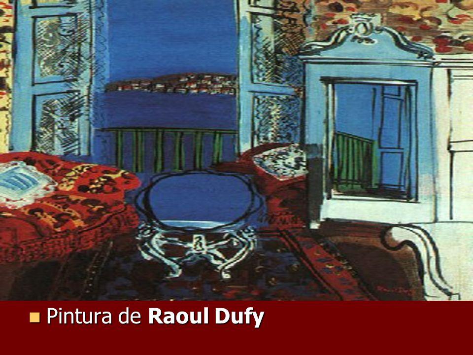 Pintura de Raoul Dufy