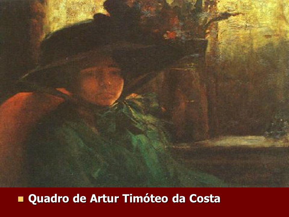 Quadro de Artur Timóteo da Costa