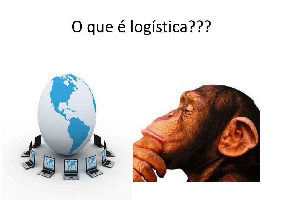 O que é logística