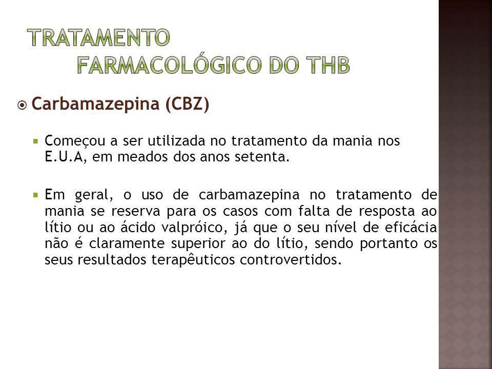 Tratamento Farmacológico do THB