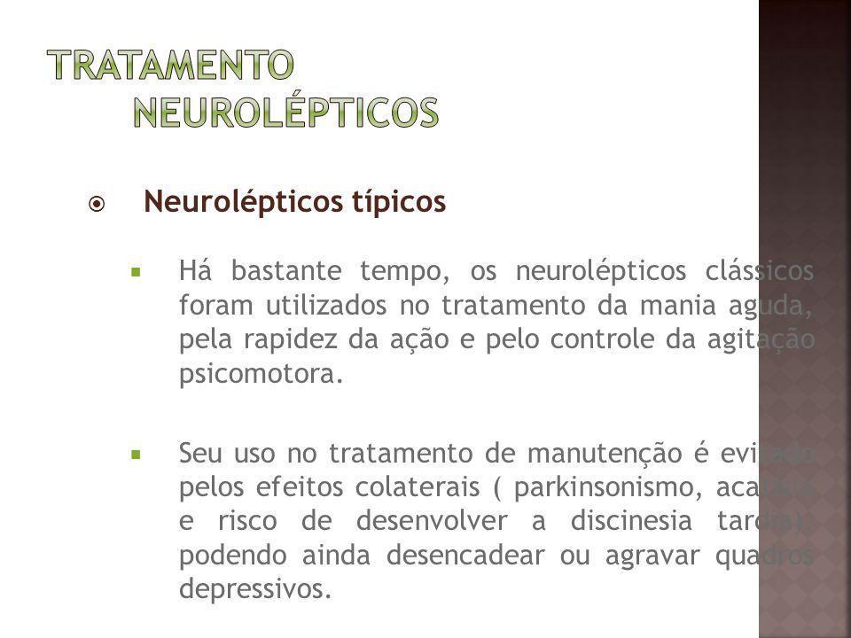 Tratamento Neurolépticos