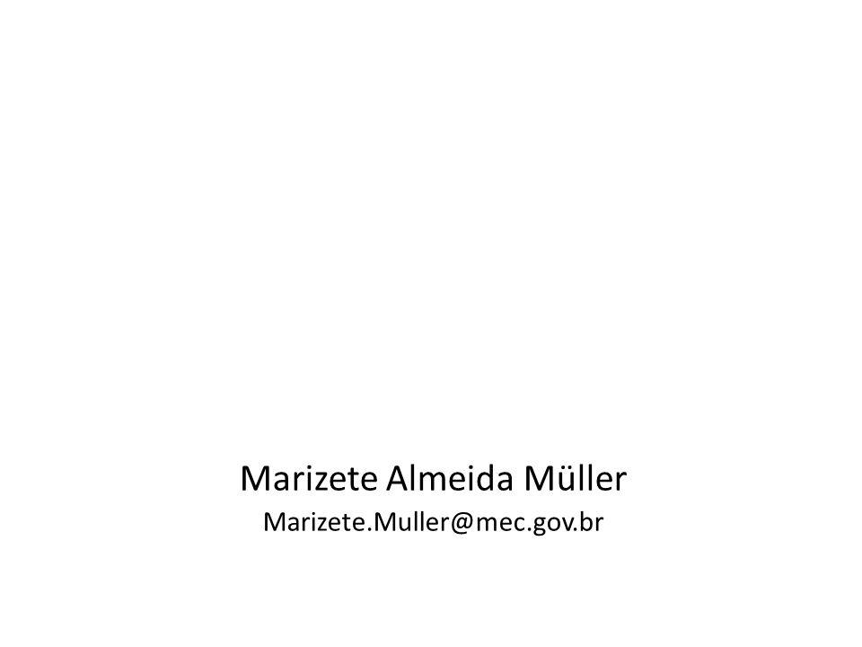 Marizete Almeida Müller