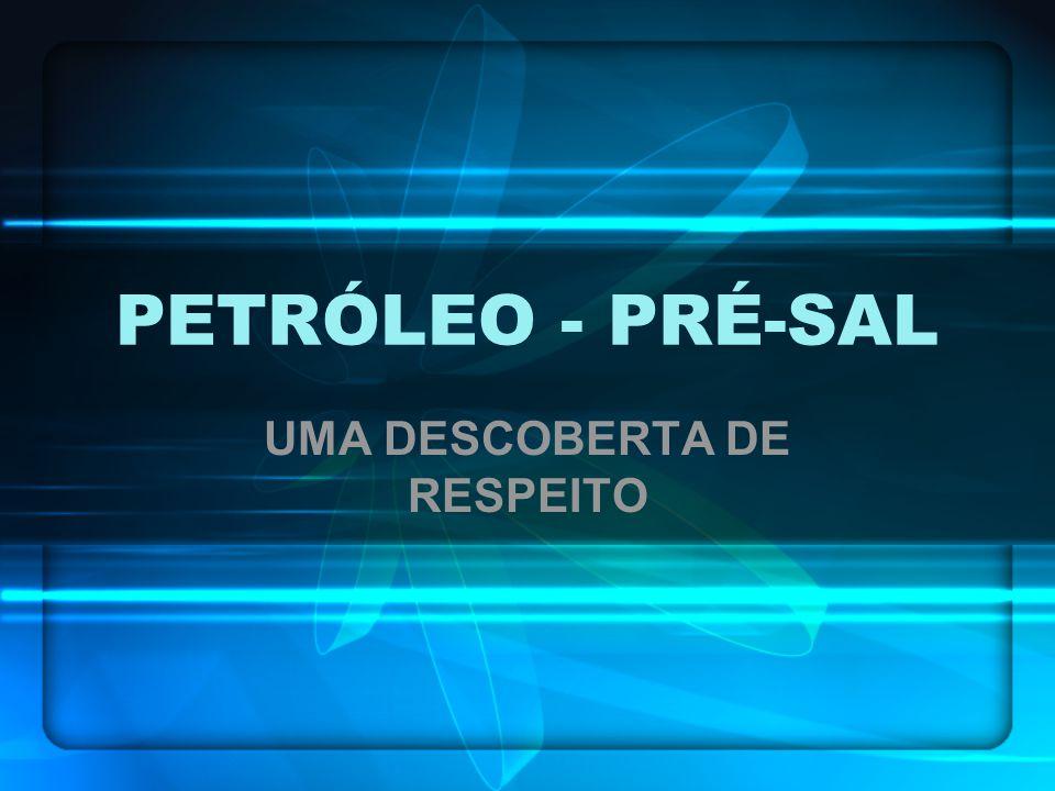 UMA DESCOBERTA DE RESPEITO