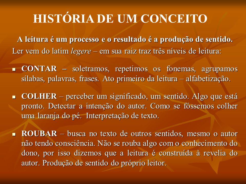 HISTÓRIA DE UM CONCEITO