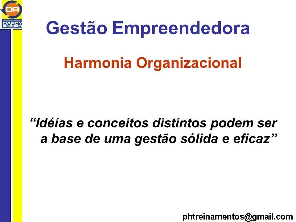 Harmonia Organizacional