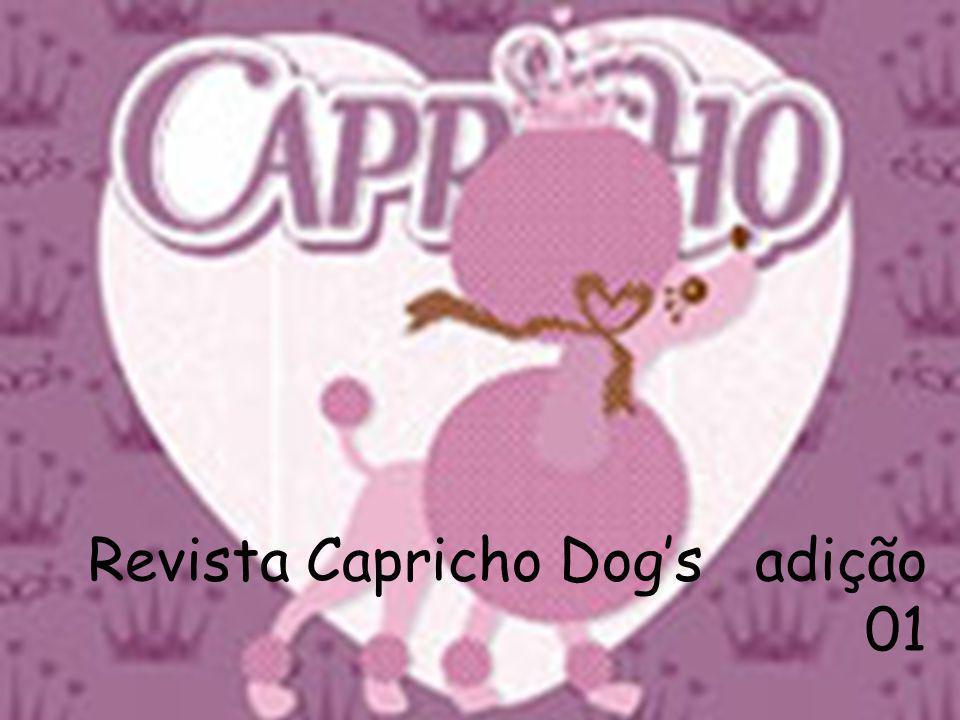 Revista Capricho Dog's adição 01