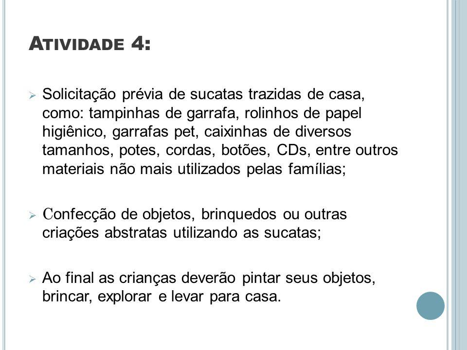 Atividade 4: