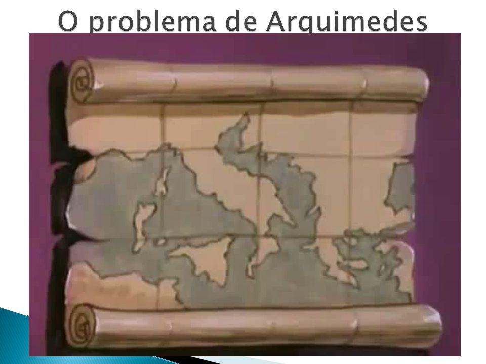 O problema de Arquimedes