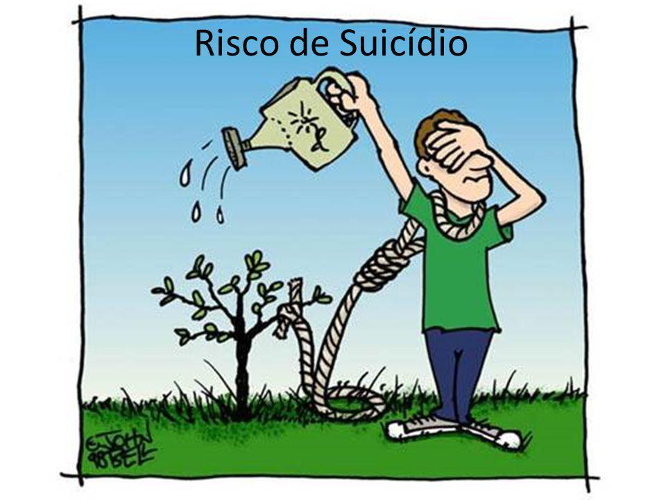 Risco de Suicídio