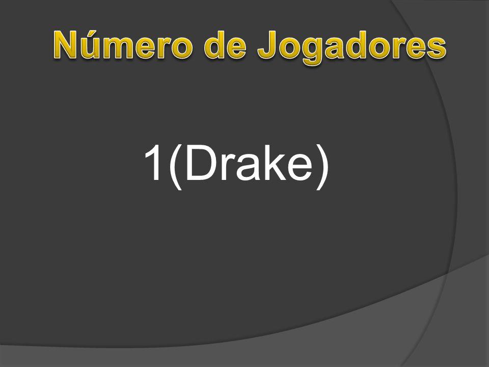 Número de Jogadores 1(Drake)