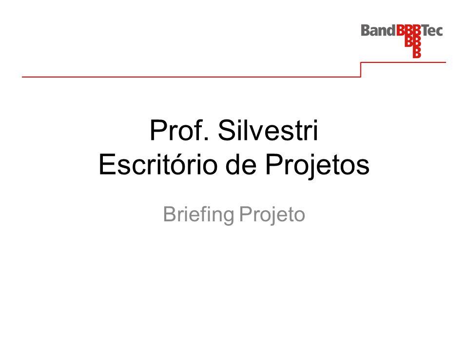 Prof. Silvestri Escritório de Projetos