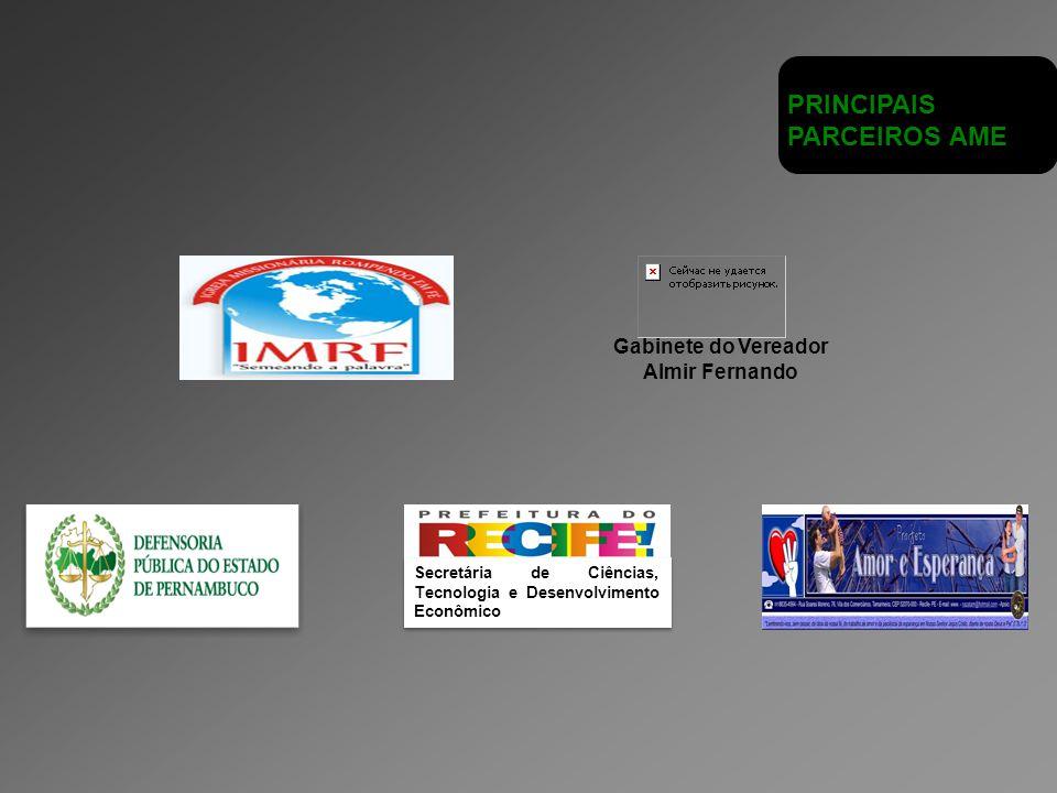 Gabinete do Vereador Almir Fernando