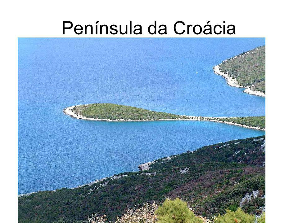 Península da Croácia