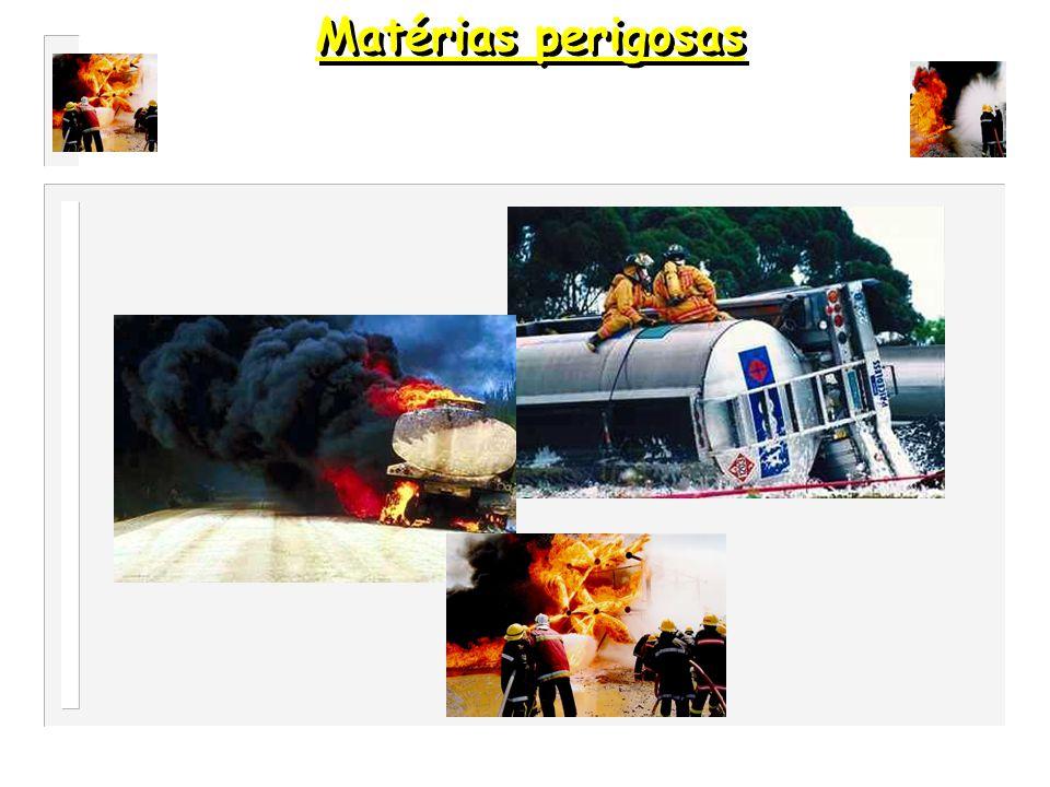 Matérias perigosas