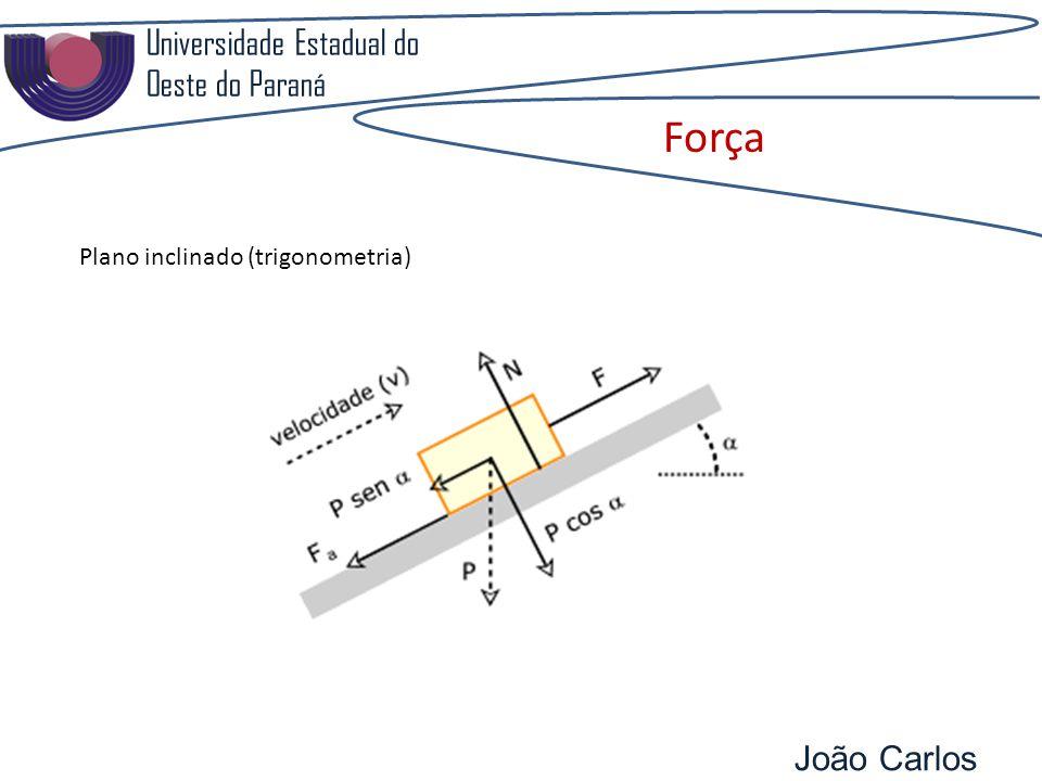 Força Universidade Estadual do Oeste do Paraná João Carlos Pozzobon
