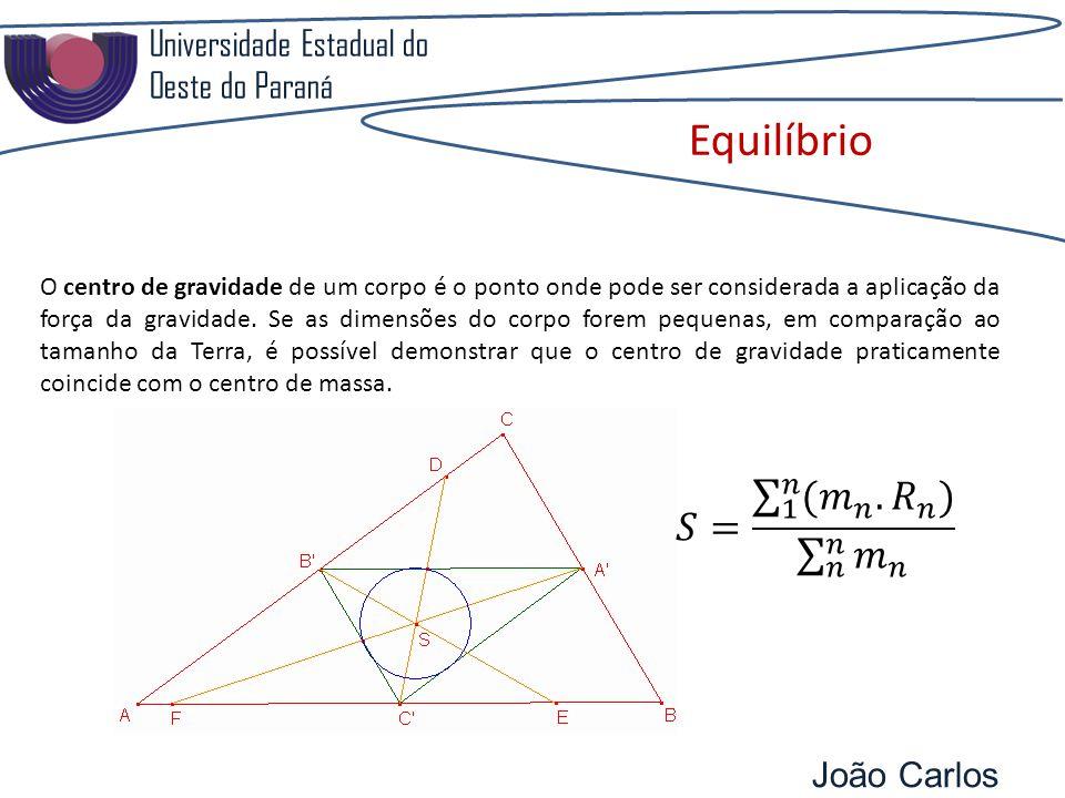 Equilíbrio 𝑆= 1 𝑛 ( 𝑚 𝑛 .𝑅 𝑛 ) 𝑛 𝑛 𝑚 𝑛