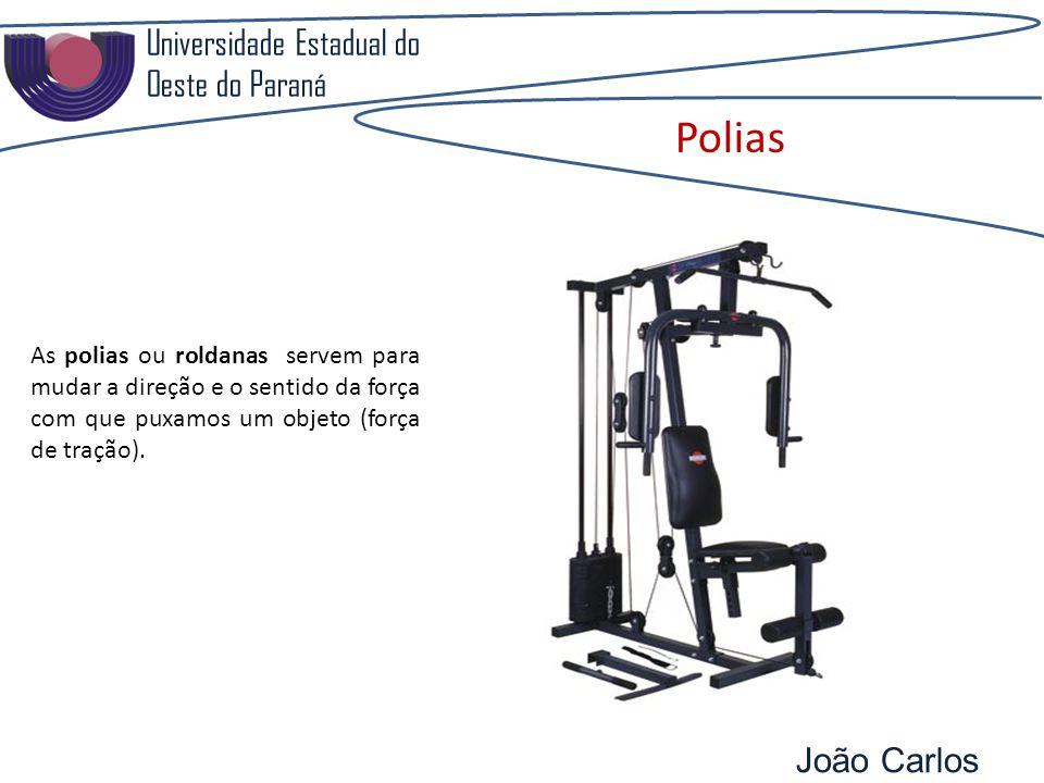 Polias Universidade Estadual do Oeste do Paraná João Carlos Pozzobon