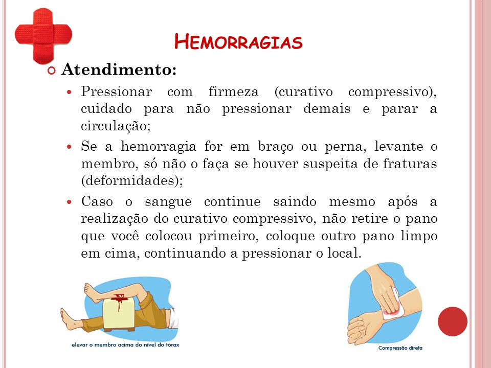 Hemorragias Atendimento: