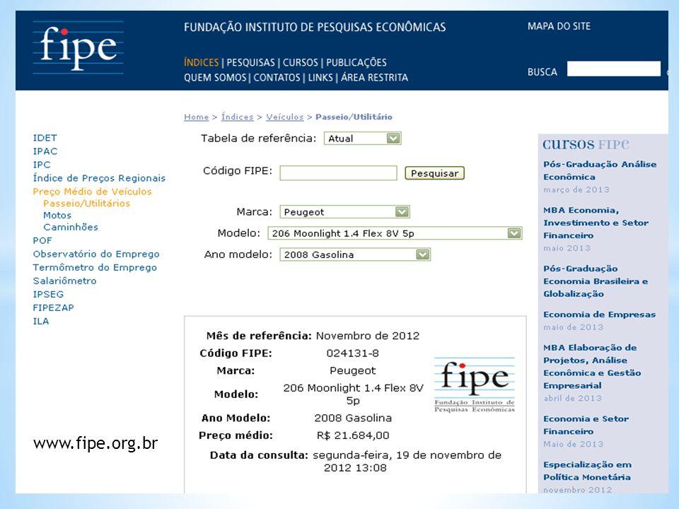 www.fipe.org.br